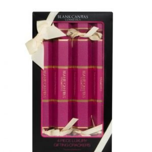 4 Piece Cracker Set – Magenta