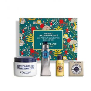 L'Occitane Comforting Shea Butter Collection Gift Set