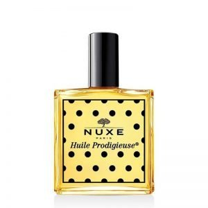 Nuxe Huile Prodigieuse Limited Edition Bottle – Plumetis