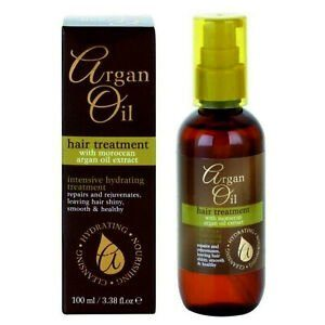 Argan Oil Hydrating Hair Treatment 100ml
