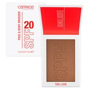 Catrice Limited Edition Sunclusive Face & Body Bronzer SPF20