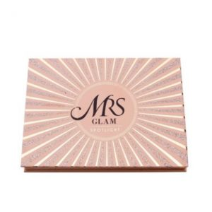 BPerfect Mrs Glam Spotlight Palette