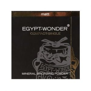Egypt Wonder Compact Mineral Bronzing Powder – Matt