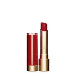 Clarins Joli Rouge Lip Lacquer – 754L Deep Red