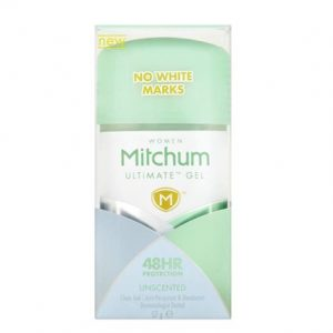 Mitchum Ultimate Anti- Perpirant Gel For Women Unscented 57g