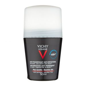 Vichy Homme Extreme Control Anti-Perspirant Roll On 48hr 50ml