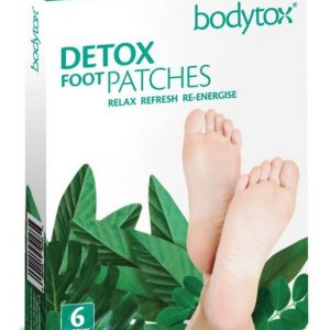 Bodytox Detox Foot Patches – 6 Patches