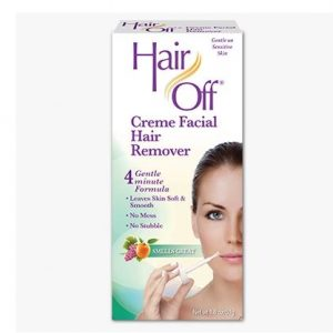 Hair Off Instant Facial Hair Removal Cream