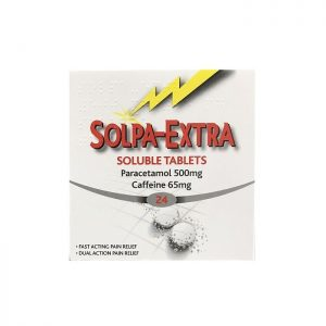 Solpa-Extra Soluble Tabs – 24 Pack