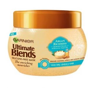 Garnier Ultimate Blends The Enriching Nourisher Hair Mask 300ml