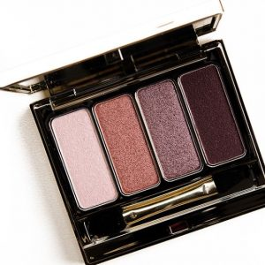 Clarins 4- Colour Eyeshadow Palette No.2 Rosewood