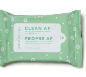 Patchology Clean AF On-The-Go Refreshing Facial Wipes