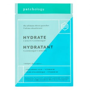 Patchology Flashmasque 5 Minute Sheet Mask – Hydrate
