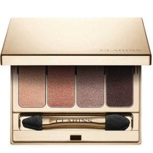 Clarins 4- Colour Eyeshadow Palette No.1 Nude