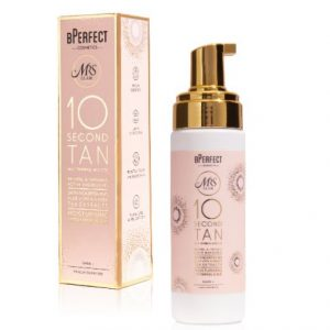 Bperfect X Mrs Glam 10 Second – Dark+ Tanning Mousse
