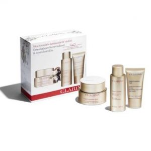 Clarins Essential Care For Revitalised & Nourished Skin