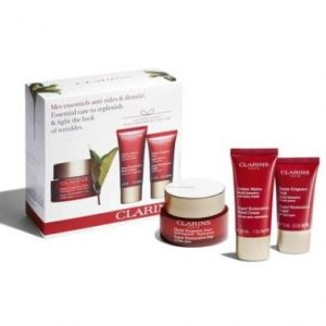 Clarins My Essential Care To Replenish & Fight Wrinkles