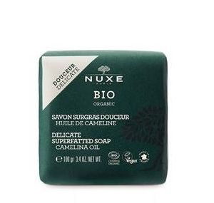 Nuxe Bio Organic Delicate Superfatted Soap Bar 100g