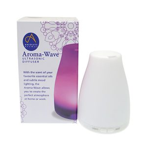 Absolute Aroma- Wave Ultrasonic Diffuser