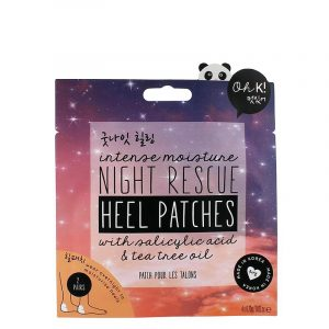 Oh K Intense Moisture Night Rescue Heel Patches