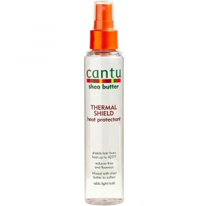 Cantu Shea Butter Thermal Shield Heat Protectant Spray