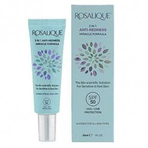 Rosalique 3in1 Anti-Redness Miracle Formula SPF 50 30ml