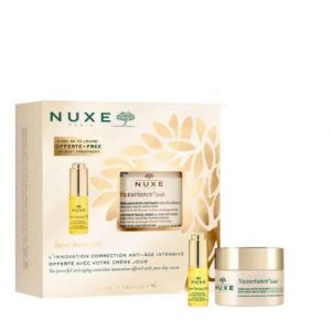 Nuxe Nuxuriance Gold Gift Set With Super Serum 10