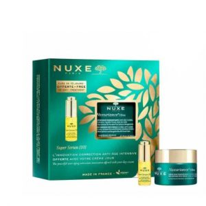 Nuxe Nuxuriance Ultra Replenishing Rich Cream Gift Set With Super Serum 10